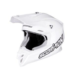 Casco Scorpion VX 16 Air Solid White White