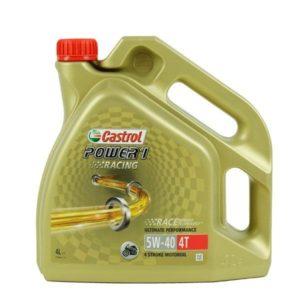 Aceite Castrol Power1 Racing 5W40 4L