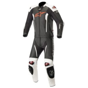 mono-alpinestars-missile-2pc-leather-suit-negro-blanco-rojo-fluor