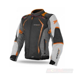 Chaqueta Seventy Degrees SD-JR47 Dark Grey Orange