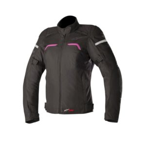 chaqueta-alpinestars-stella-hyper-drystar-jacket-negra-fucsia