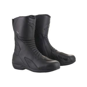 botas-caracal-goretex-negras