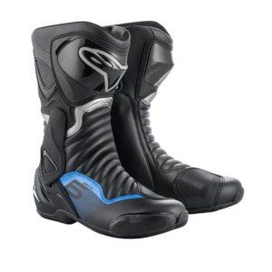 botas-alpinestars-smx-6-v2-negras-gris-azul