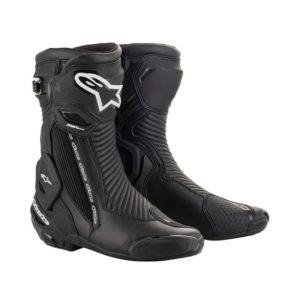 botas-alpinestars-smx-plus-v2-negras