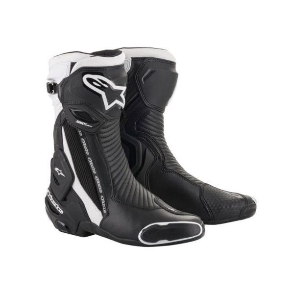 botas-alpinestars-smx-plus-v2-negras-balncas