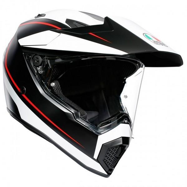 casco-agv-ax-9-pacific-road-negro-mate-blanco-rojo