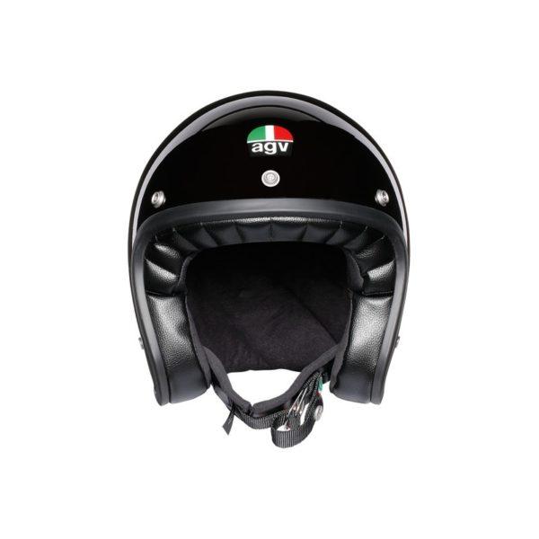 Casco AGV X70 MONO E2205 - BLACK