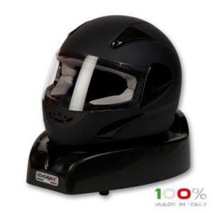Base Seca-cascos CAPIT función aire frío y caliente