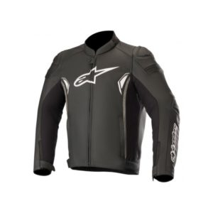 chaqueta-alpinestars-sp-1-v2-leather-negra-gris-oscuro