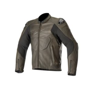 chaqueta-alpinestars-caliber-leather-jacket-marron