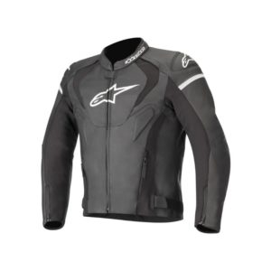 chaqueta-alpinestars-jaws-v3-leather-negra