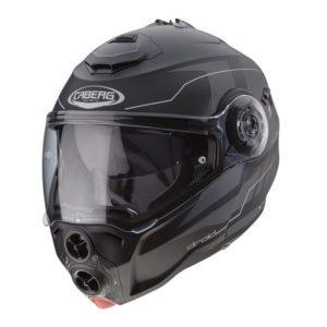 casco-caberg-droid-blaze-negro-gris