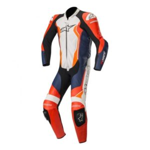 mono-alpinestars-gp-force-1-pc-leather-suit-rojo-fluor-negro-blanco-naranja-fluor