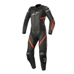 mono-alpinestars-stella-kira-2pc-leather-suit-negro-rojo-fluor