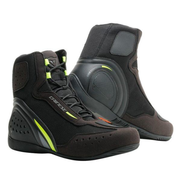 botas-dainese-motorshoe-d1-air-negras-amarillas-fluor-antracita