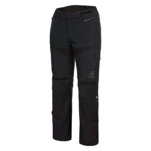 Pantalón Rukka Armarone Corto Negro (-7cm)