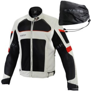 Chaqueta Onboard 3D-Air Gris + Membrana Impermeable DRY-B