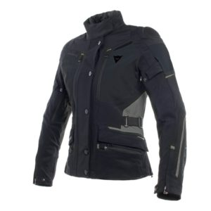 Dainese - Chaqueta Dainese Carve Master 2 Mujer Gore Tex Negra Ebony -