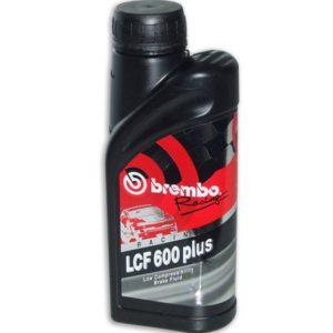 COMSUMIBLES - LÍQUIDO DE FRENOS BREMBO RACING LCF 600 Plus, 500 ml -