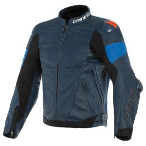 chaqueta-dainese-super-race-negra-azul-roja-fluor