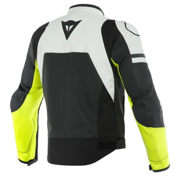 chaqueta-dainese-agile-negra-blanca-amarilla-fluor