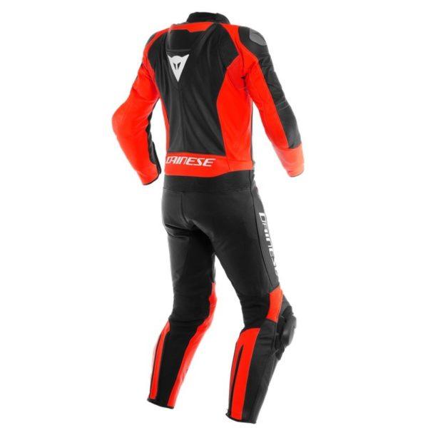 mono-dainese-mistel-2pcs-negro-rojo-fluor