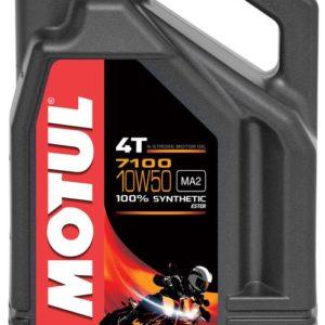 MOTUL - ACEITE Motul 7100 4T 10W50 MA2 4L -