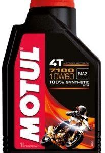 MOTUL - ACEITE Motul 7100 4T 10W60 MA2 1L -