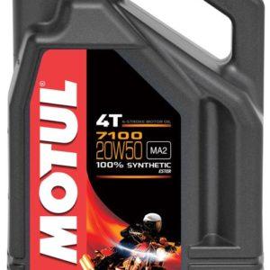 MOTUL - ACEITE Motul 7100 4T 20W50 MA2 4L -