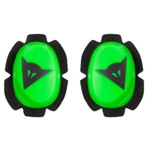 - Deslizaderas Dainese Pista Knee Slider Verdes -