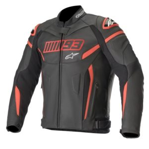chaqueta-alpinestars-twin-ring-leather-marc-marquez-negra-roja