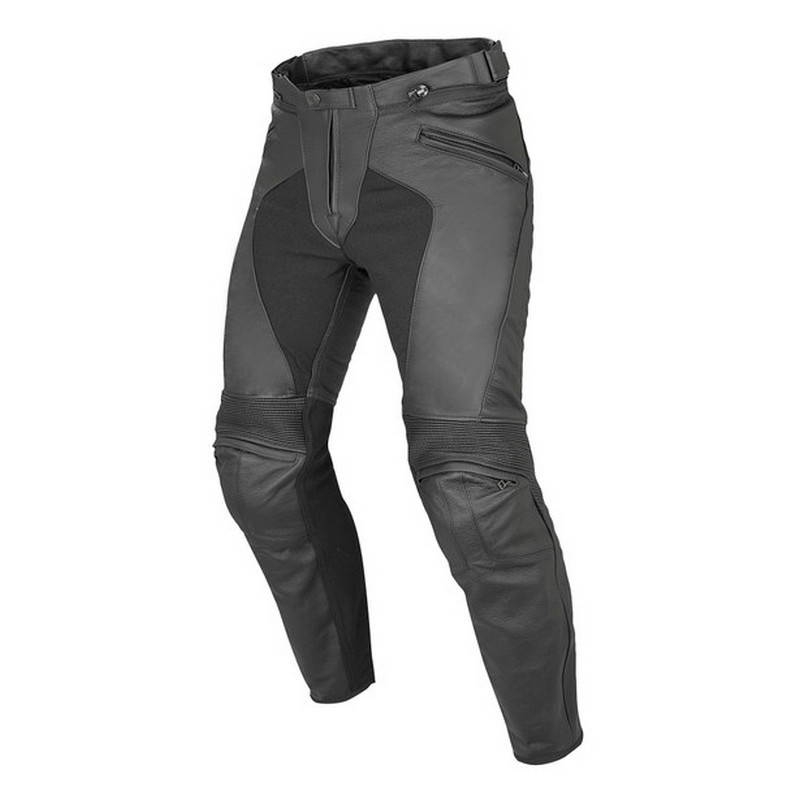 Dainese - Pantalón de cuero Dainese Pony C2 Negros -