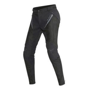 PANTALONES DE CORDURA DAINESE - Pantalón Dainese Drake Super Air Mujer Tex Negro -