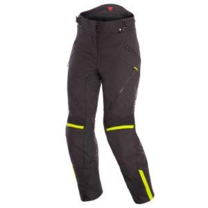 pantalon-dainese-tempest-2-lady-d-dry-negro-amarillo-fluor
