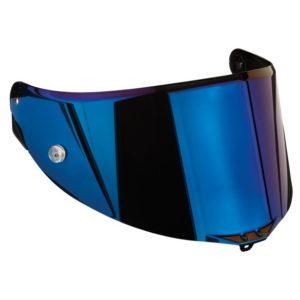 Visera para cascos AGV RACE 3 IRIDIUM BLUE