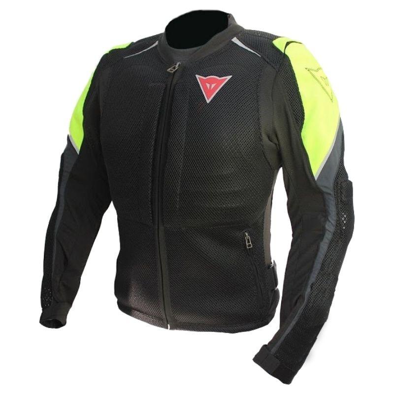 PROTECCIONES PARA MOTO - Chaqueta Protectora Dainese Sport Guard Amarillo -