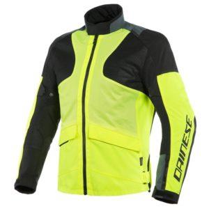 chaqueta-dainese-air-tourer-tex-negra-ebano-amarilla-fluor