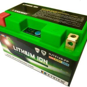 Bateria litio Skyrich HJTZ14S-FP YTZ12S YTZ14S