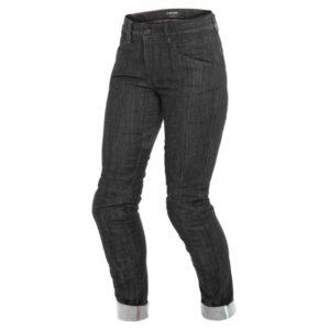 pantalones-vaqueros-dainese-alba-slim-lady-negro-rinsed