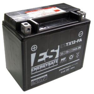 Batería Energy Safe CTX12 Precargada YTX12