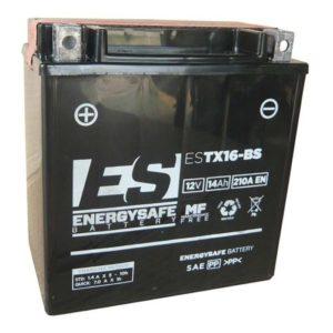 Batería Energy Safe ESTX16-BS 12V/14AH YTX16-BS