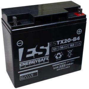 Batería Energy Safe ESTX20-B4 12V/18AH YTX20-B4