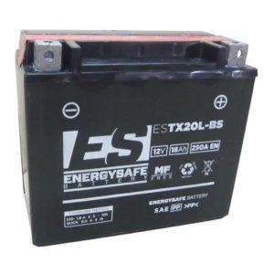 Batería Energy Safe ESTX20L-BS 12V/18AH YTX20L-BS