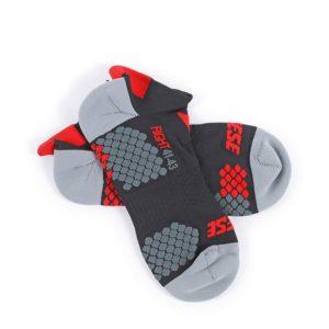 ROPA TÉRMICA PARA MOTO - Calcetines Dainese D-Core Footie Sock Rojos -