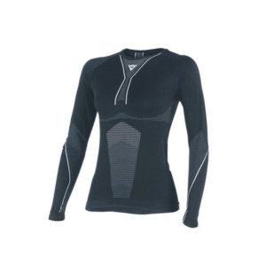termico-dainese-d-core-dry-tee-ls-lady-negro-blanco