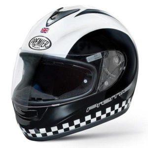 Casco Premier Monza Retro liquidacion