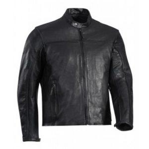 Chaquetas de piel Ixon - CHAQUETA IXON PIEL CRANK black -