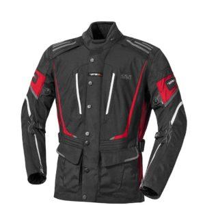 Chaqueta IXS POWELL Color Negro Rojo