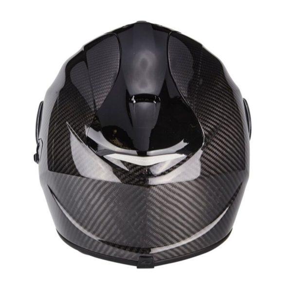 casco-scorpion-exo-1400-carbon-air-solid-negro