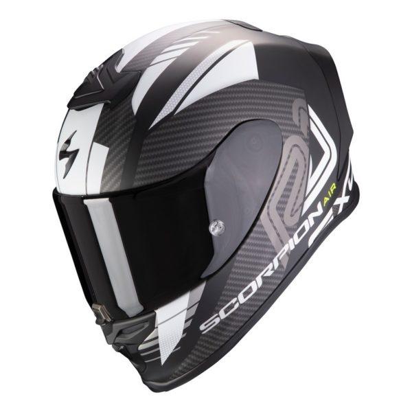 casco-scorpion-exo-r1-air-halley-negro-mate-blanco